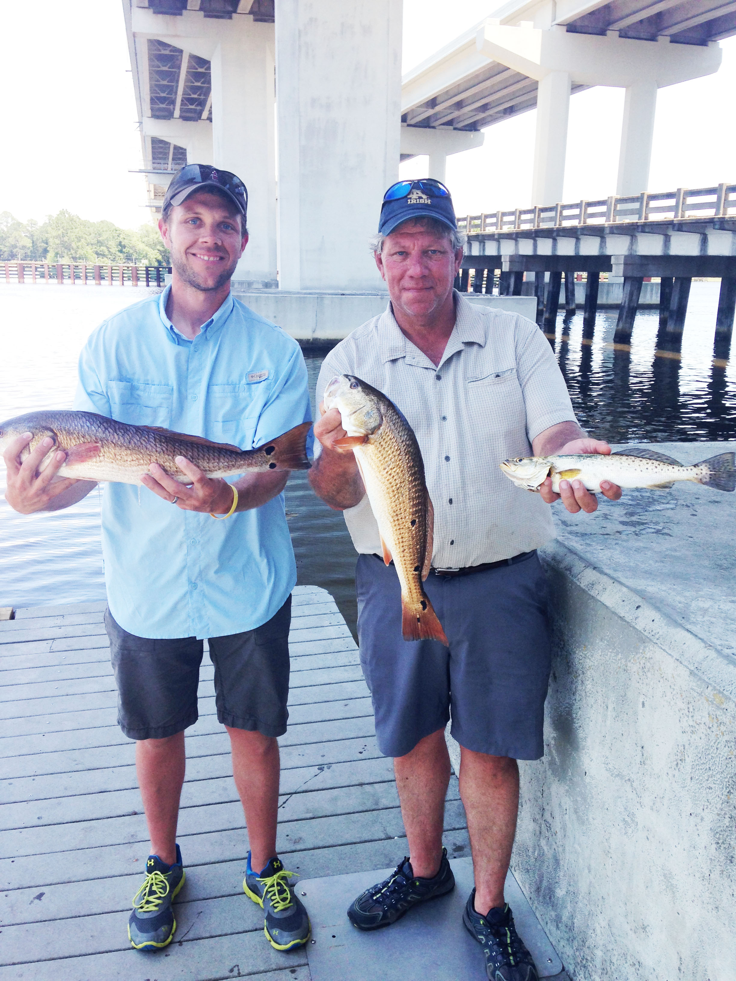 30A Fishing - Seagrove Fishing - Florida Boy Adventures