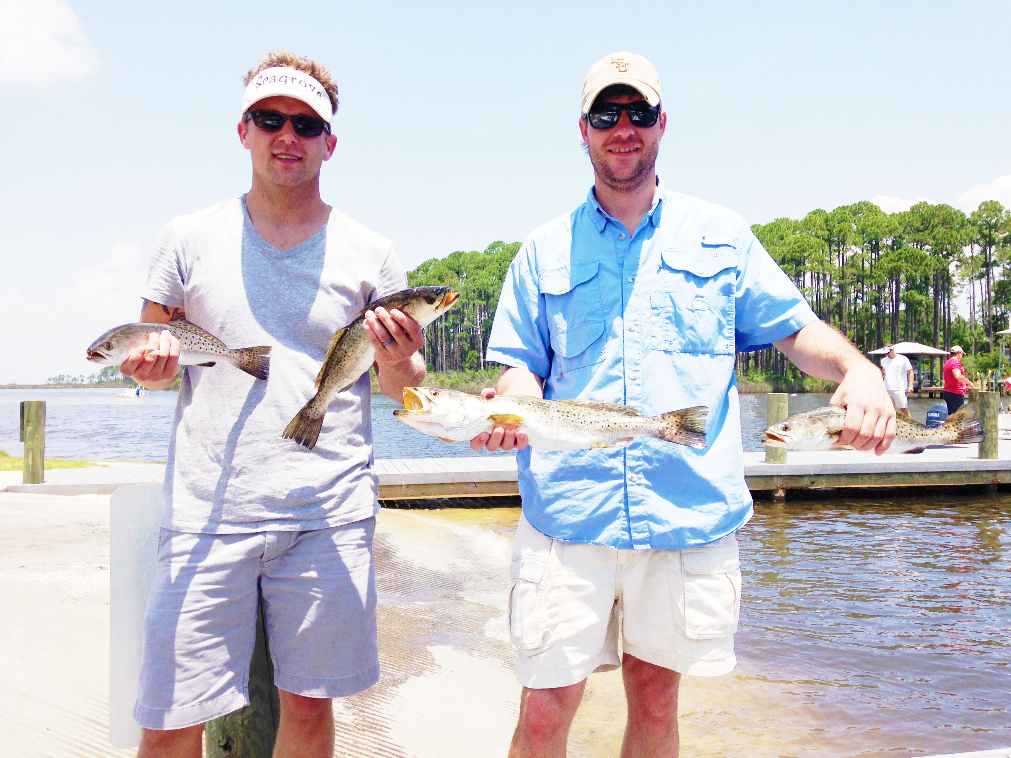 30A Fishing - Grayton Fishing - Florida Boy Adventures