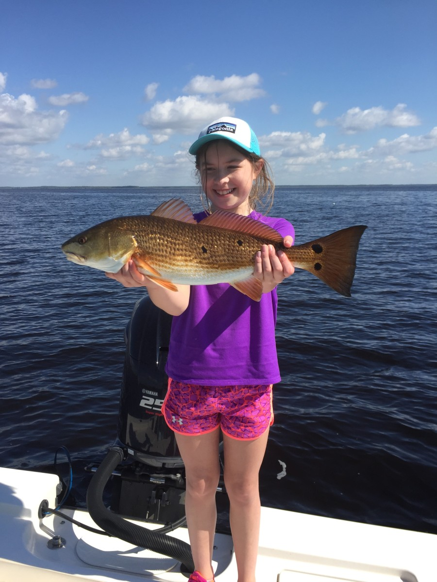 30A Fishing Charter - Florida Boy Adventures